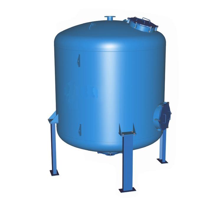 Custom Steel Tank