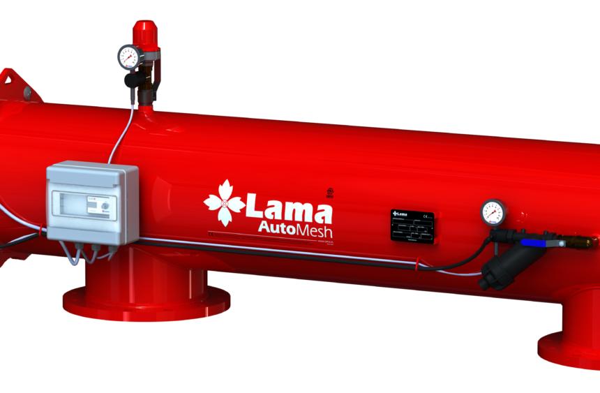 Automesh-LAMA